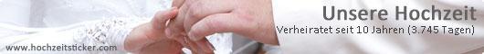 Hochzeitsticker